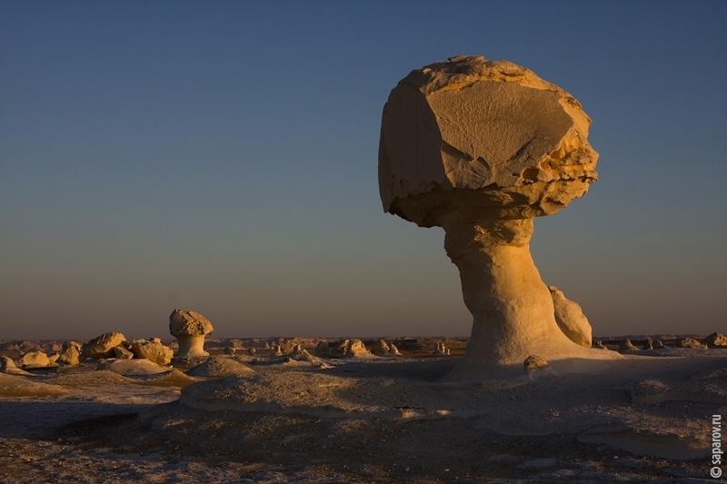 Фотографии путешествий. Страна Страна: Египет, город Белая пустыня, страница 3