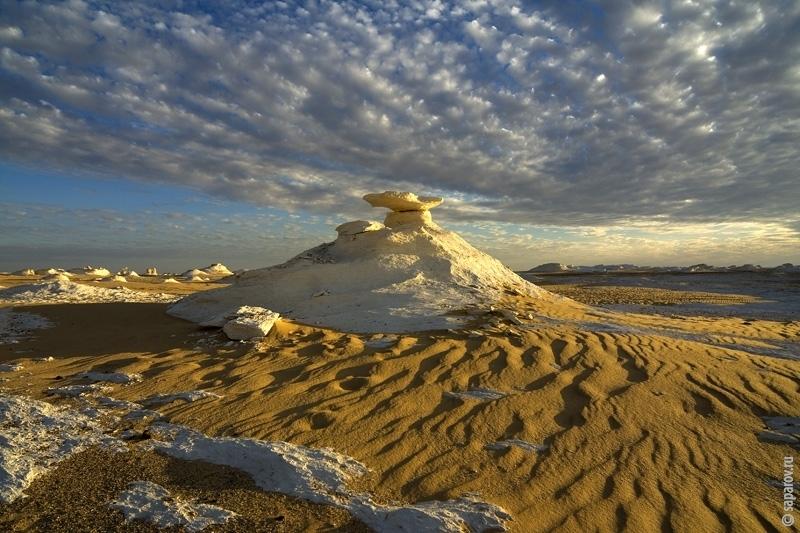 Фотографии путешествий. Страна Страна: Египет, город Белая пустыня, страница 7
