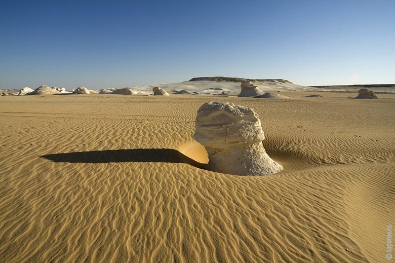 Фотографии путешествий. Страна Страна: Египет, город Белая пустыня, страница 4