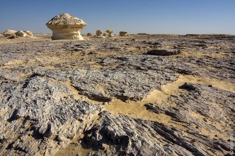 Фотографии путешествий. Страна Страна: Египет, город Белая пустыня, страница 5
