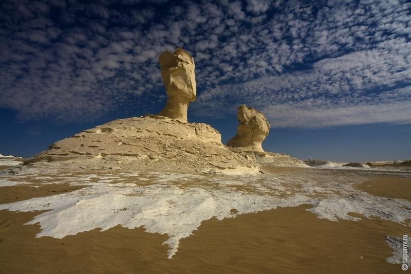 Фотографии путешествий. Страна Страна: Египет, город Белая пустыня, страница 6